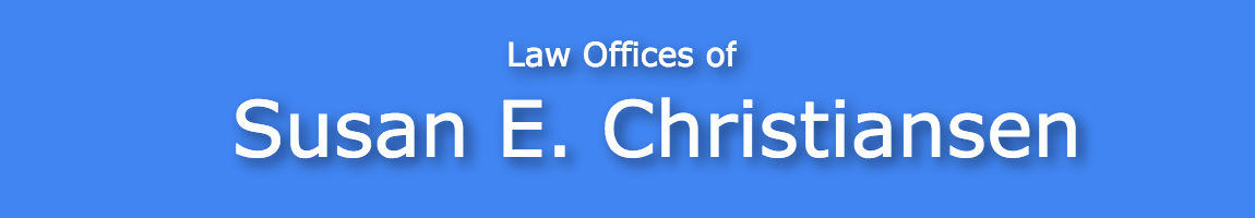 law offices of susan e christiansen